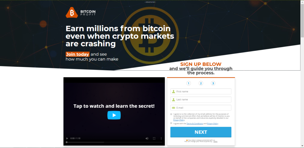 Bitcoin vinst Review